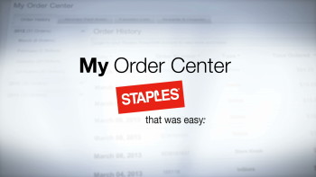 Staples_Myordercenter